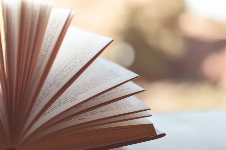 a humble bound book