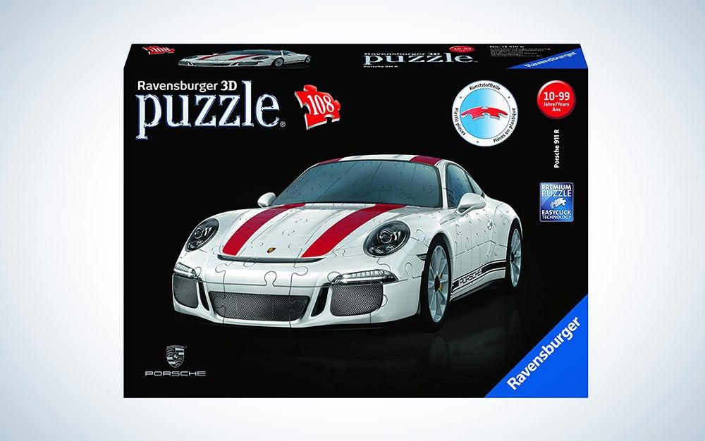 Ravensburger 3D Porsche puzzle