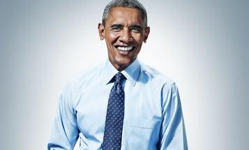 President Obama Thanks The Mythbusters