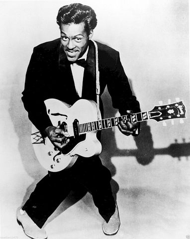 Chuck Berry is gone, but his music is still flying through the cosmos
