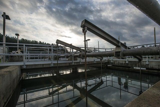 broken bow water treatment facility