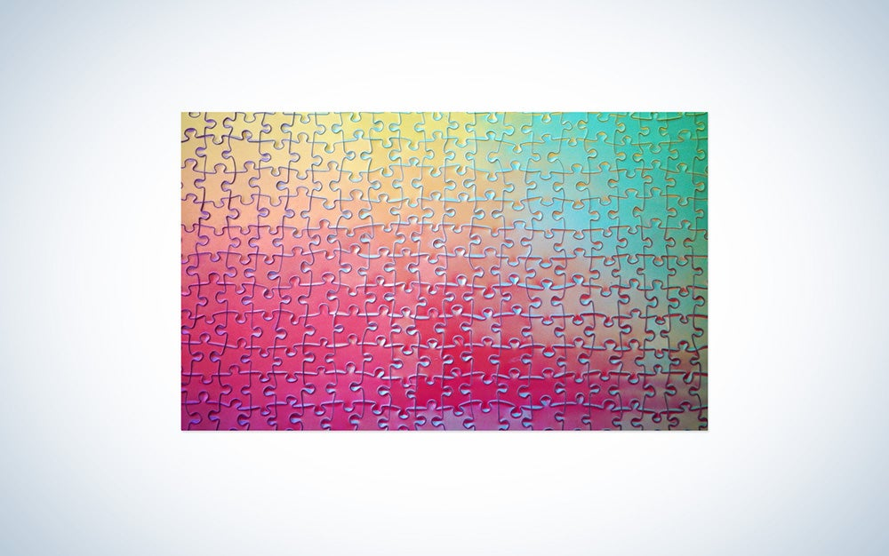 A color-changing puzzle