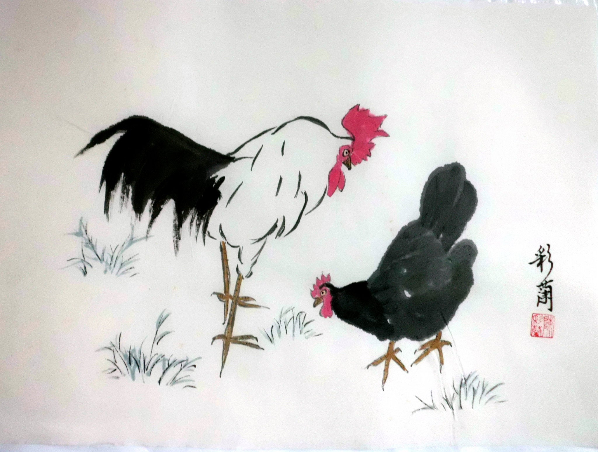 Celebrate Year of the Rooster with the best chicken science