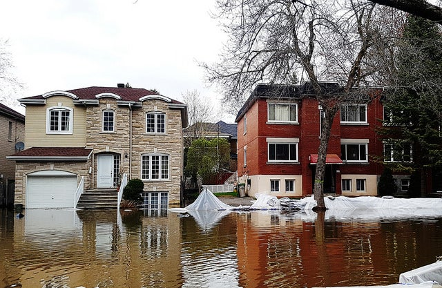 Historic floods are ravaging Canada