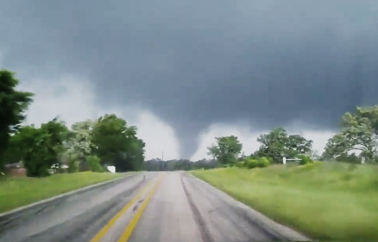 Everything you need to know about the tornadoes (and blizzards) that struck this weekend