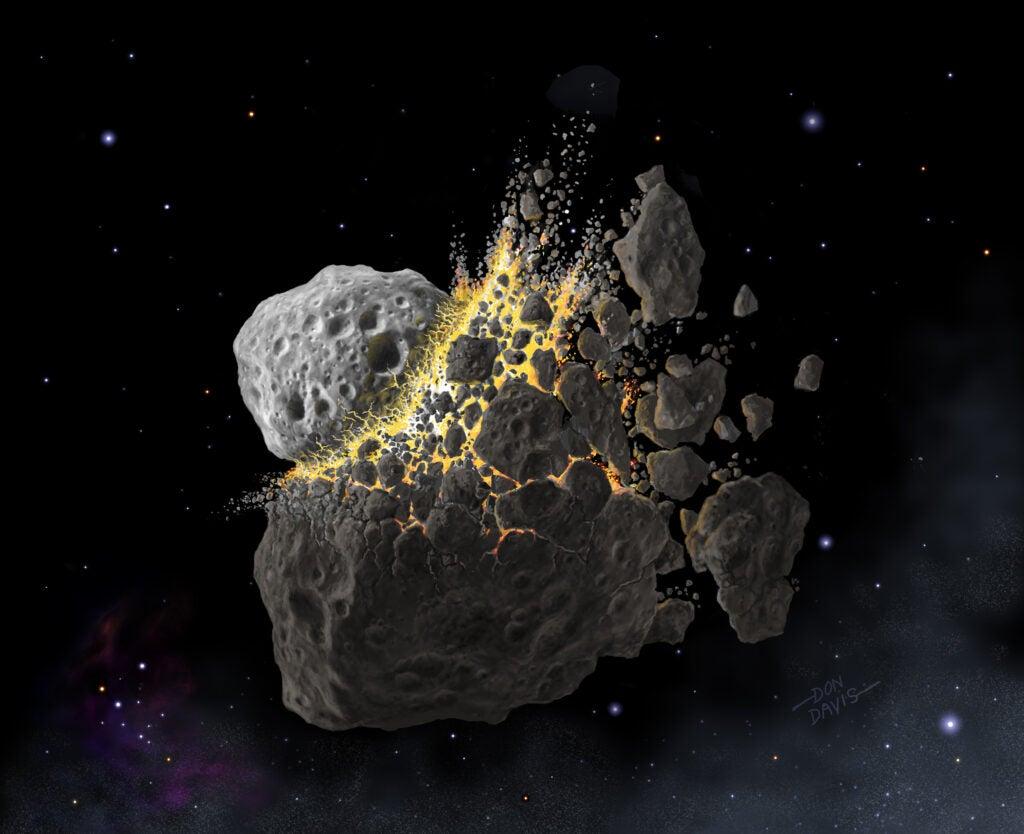 """""""meteorite"""""""