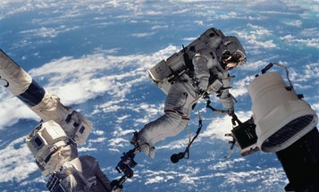 Astronauts are set to perform an emergency spacewalk on Tuesday