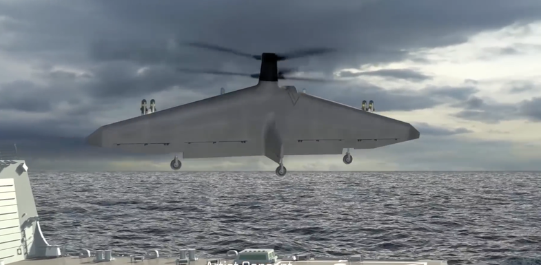 DARPA Tern Concept Video