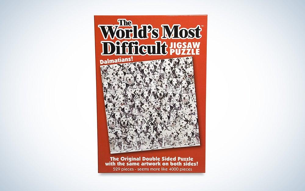 Dalmatians Jigsaw Puzzle