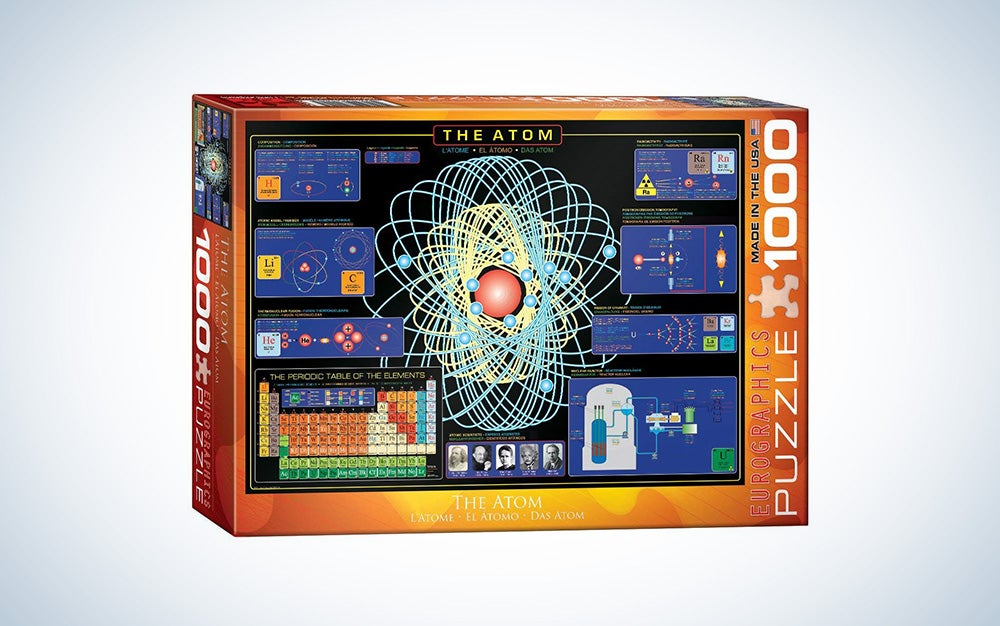 The Atom EuroGraphics