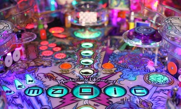 The curious story of Magic Girl, the would-be greatest pinball machine of all time