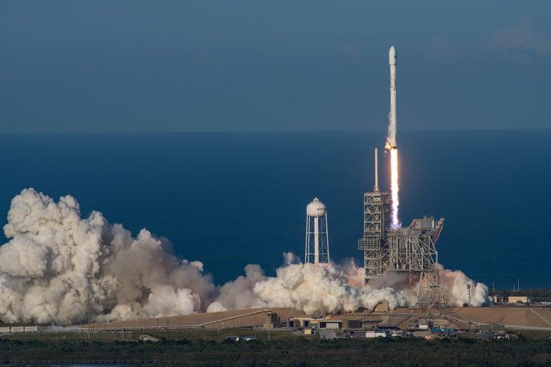 ses-10 launch