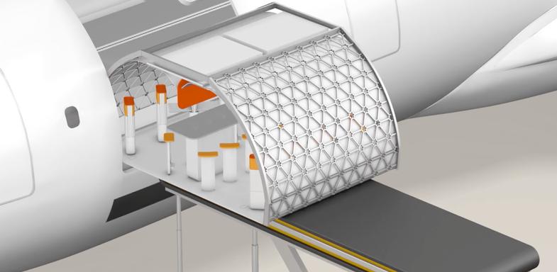 Airbus Transpose Concept
