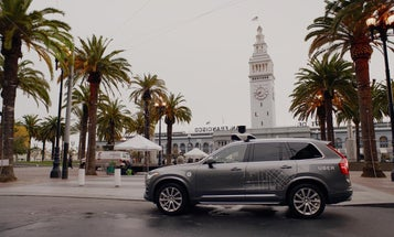California just suspended Uber's autonomous cars for driving like jerks