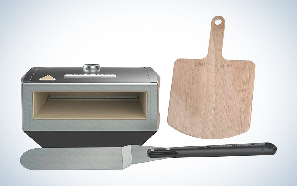 BakerStone pizza box