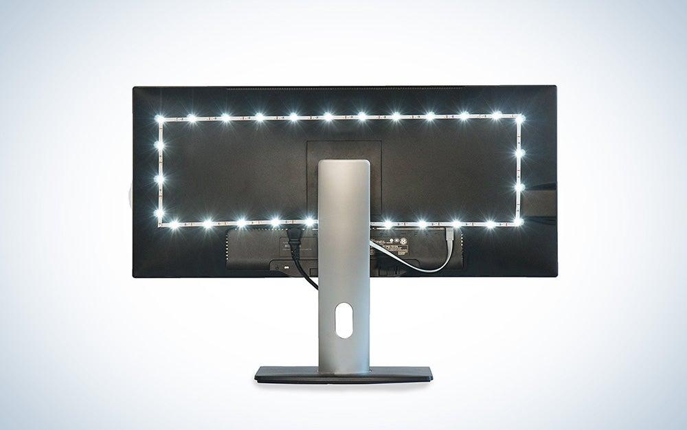 Luminoodle TV bias lighting LED