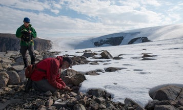 Melting glaciers reveal ancient landscapes, thawing mummies, and long-dead diseases