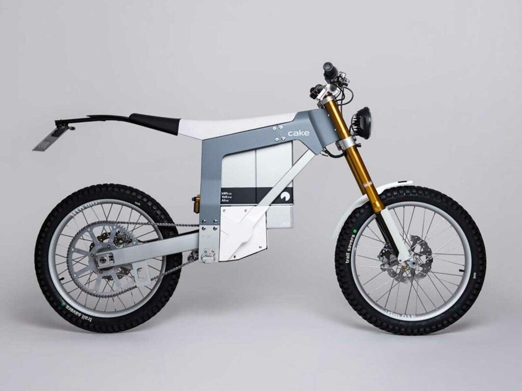 Kalk& (and) electric bike