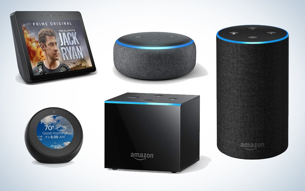 Amazon Echo and Fire TV sales