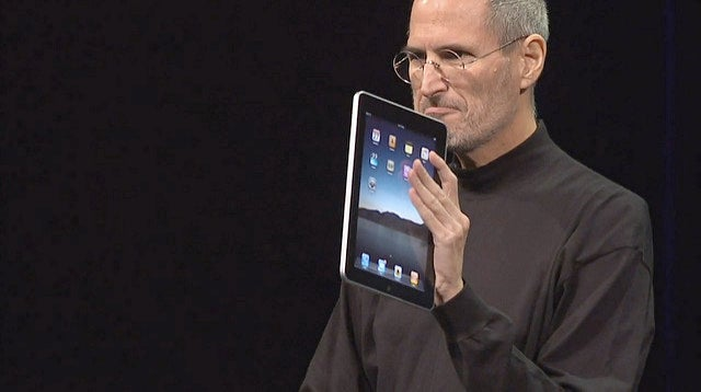 Steve Jobs iPad Apple tech children rules