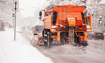 How winter salt actually works