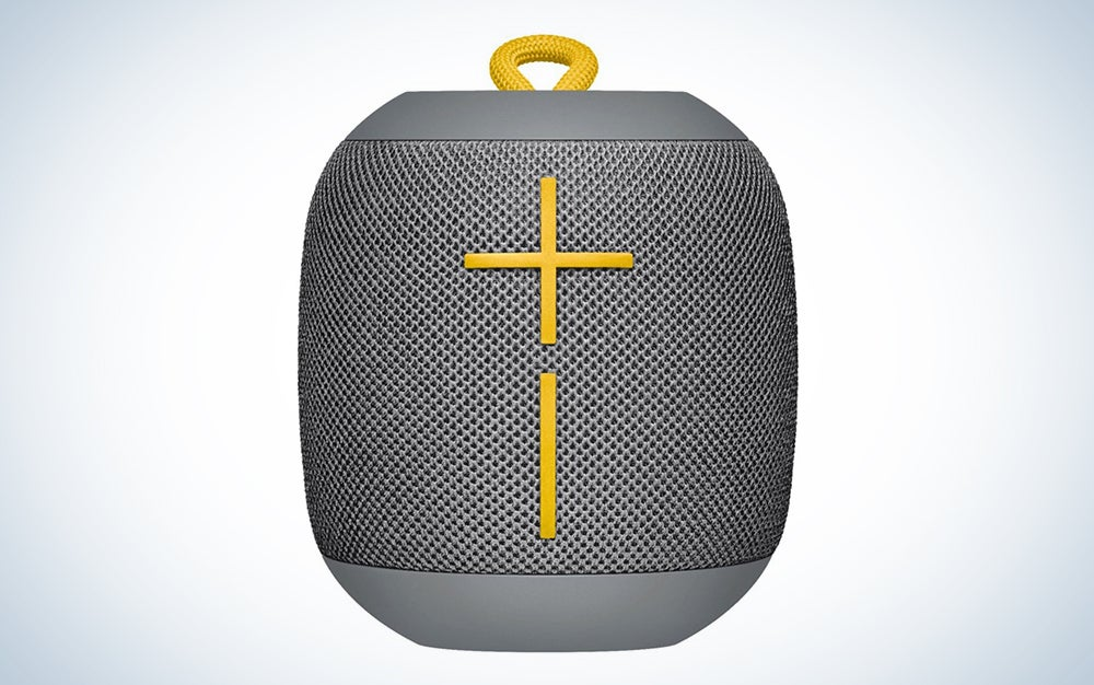 Ultimate Ears Wonderboom waterproof speaker