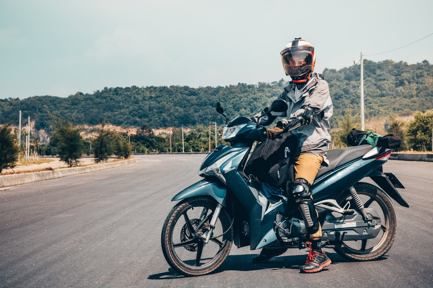 motorcycle gadgets for under $40