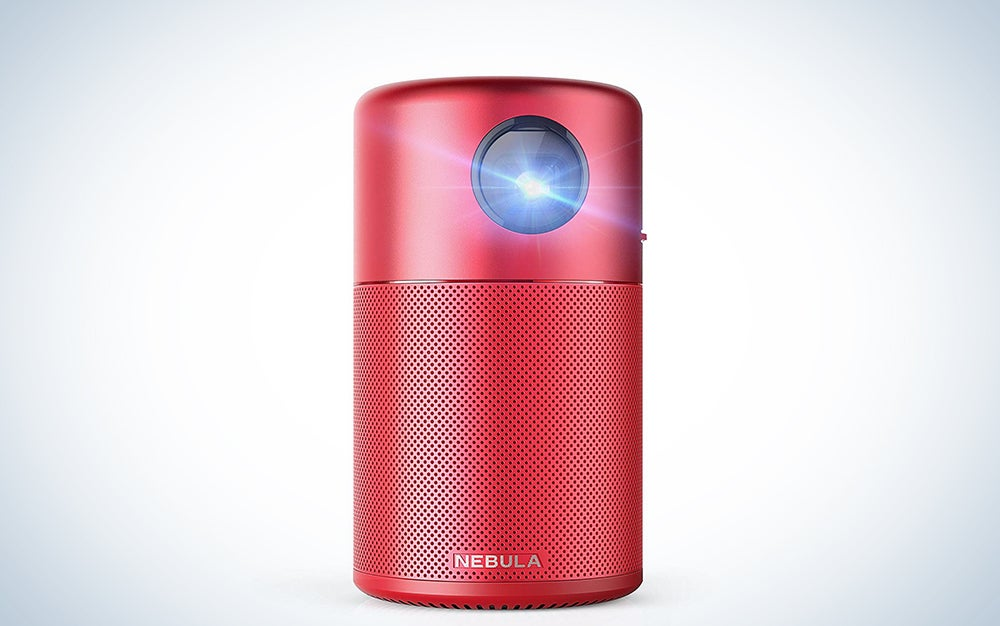 Anker red nebula capsule