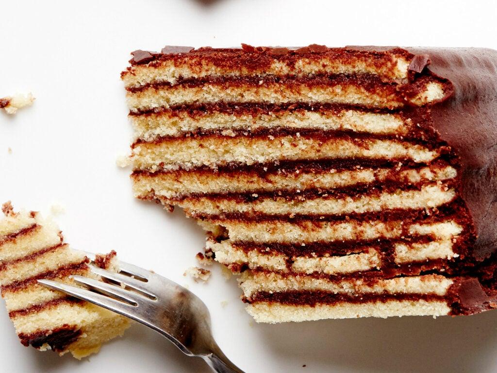 Classic Smith Island Cake