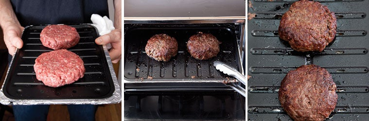 Heat to Meat Broiling
