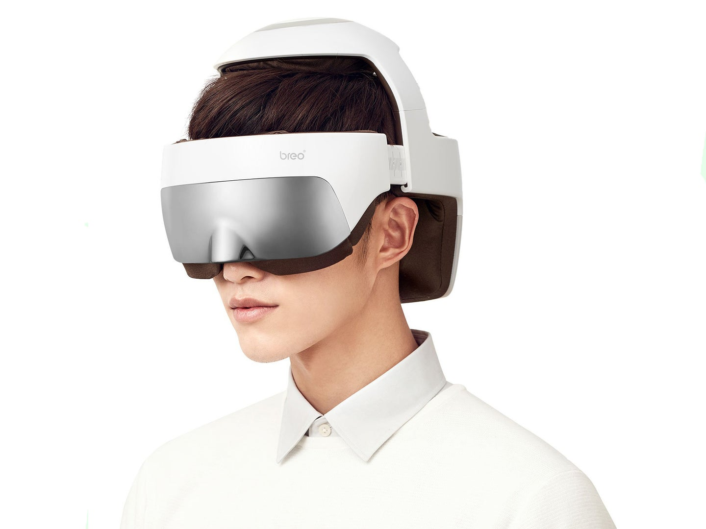 breo face and head massager