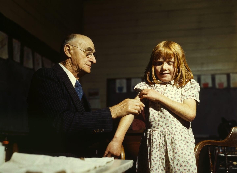 vaccination immunization typhoid