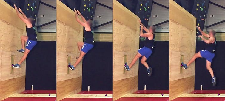 wall parkour