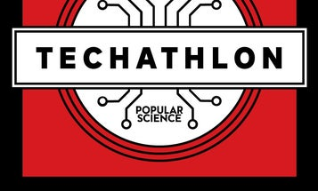 Welcome to Techathlon: The most fun technology podcast ever created