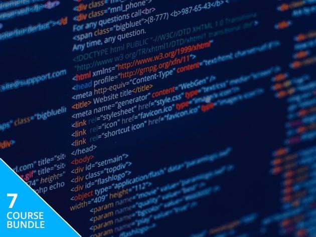 Complete Full Stack Web Development Master Class Bundle