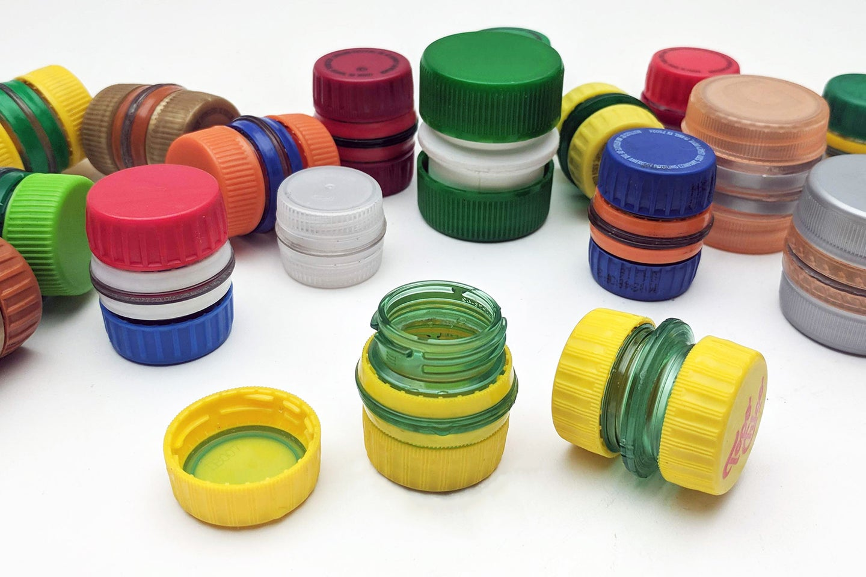welded bottlecaps