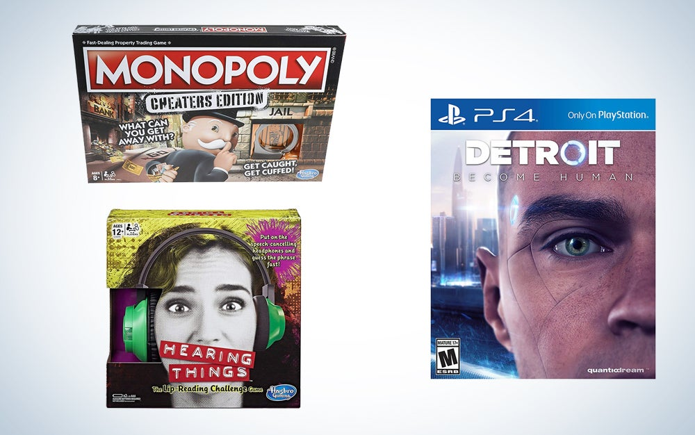 Buy two get one free entertainment deal