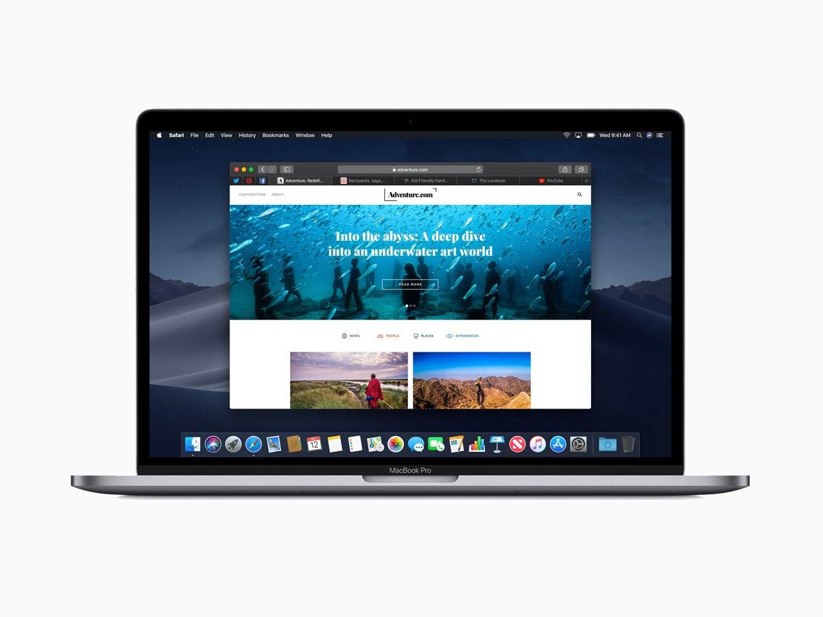 Apple Safari browser privacy