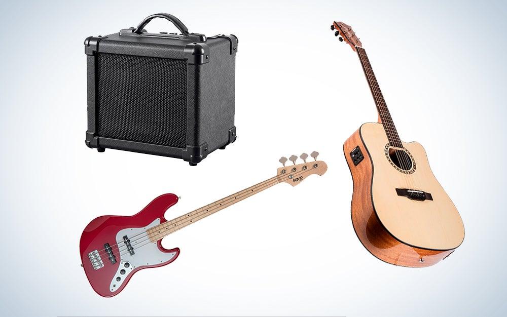 Monoprice guitar sale