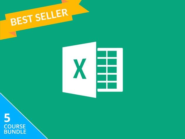 2019 Microsoft Excel Bootcamp Bundle