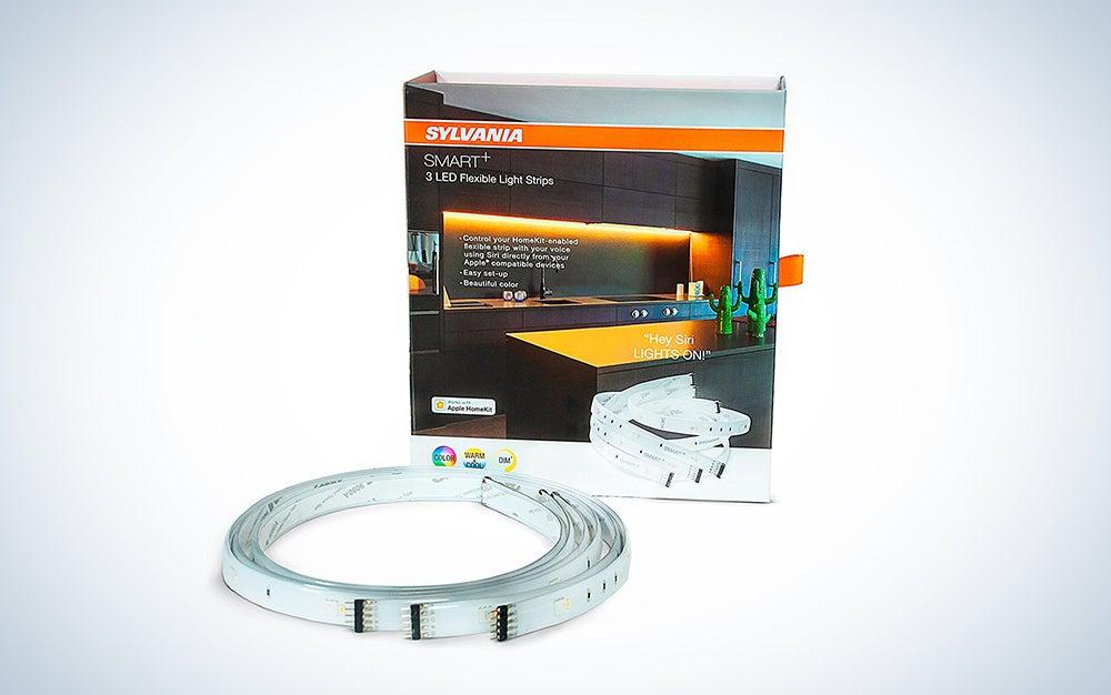 Sylvania 10W color LED flex strip