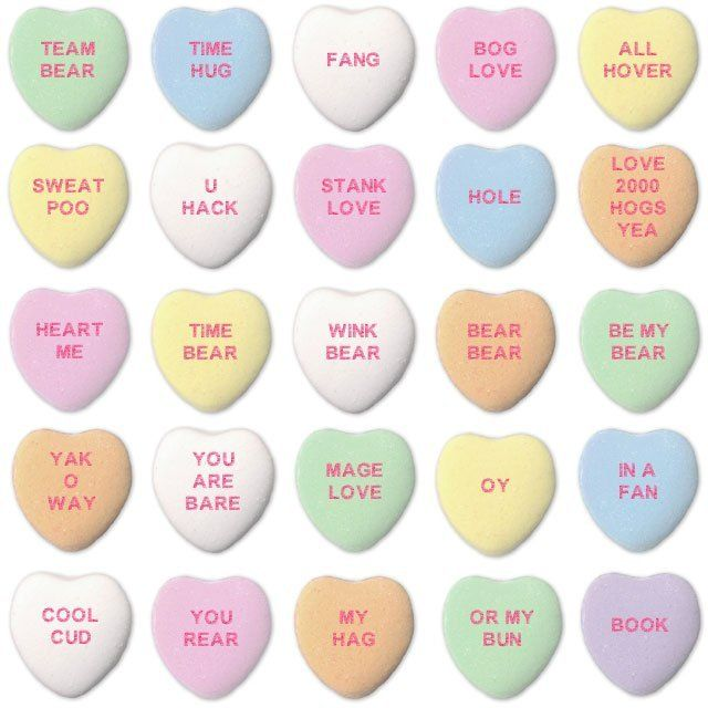 candy hearts artificial intelligence