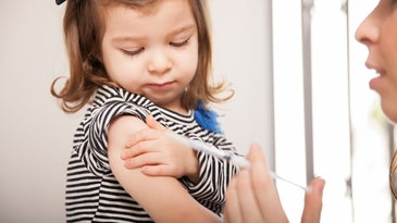 little kid flu shot