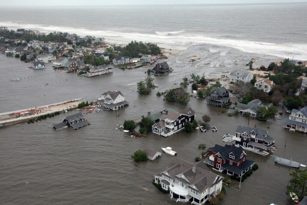 flooding hurricane sandy