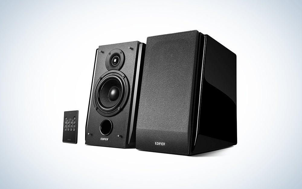 Edifier Bluetooth bookshelf speakers