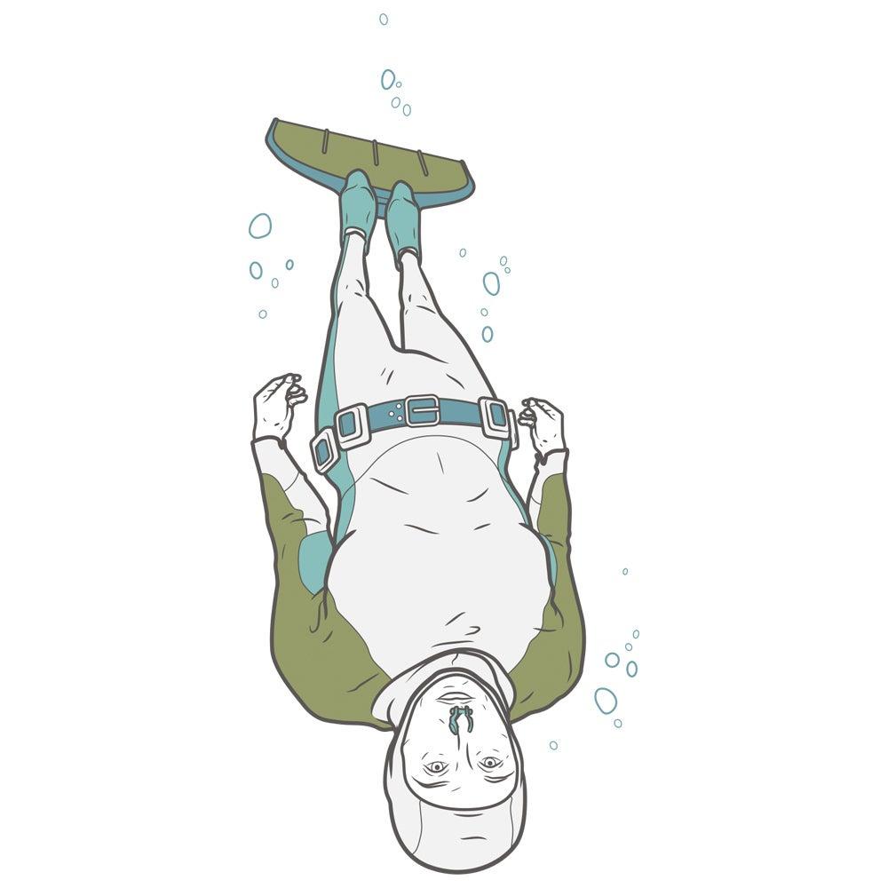 """Freediving"""