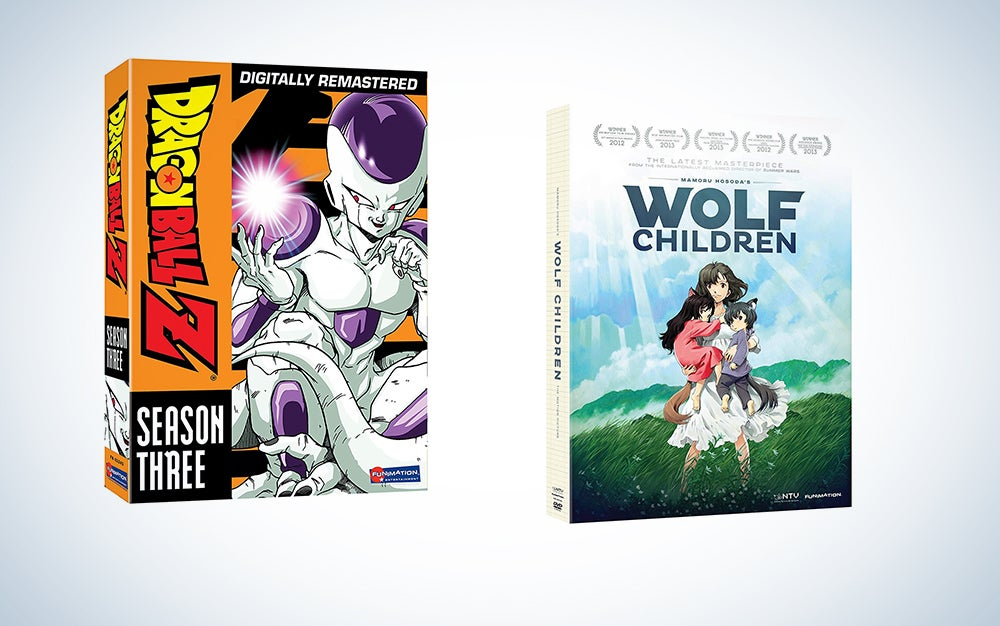 Anime month DVD and BluRay sale