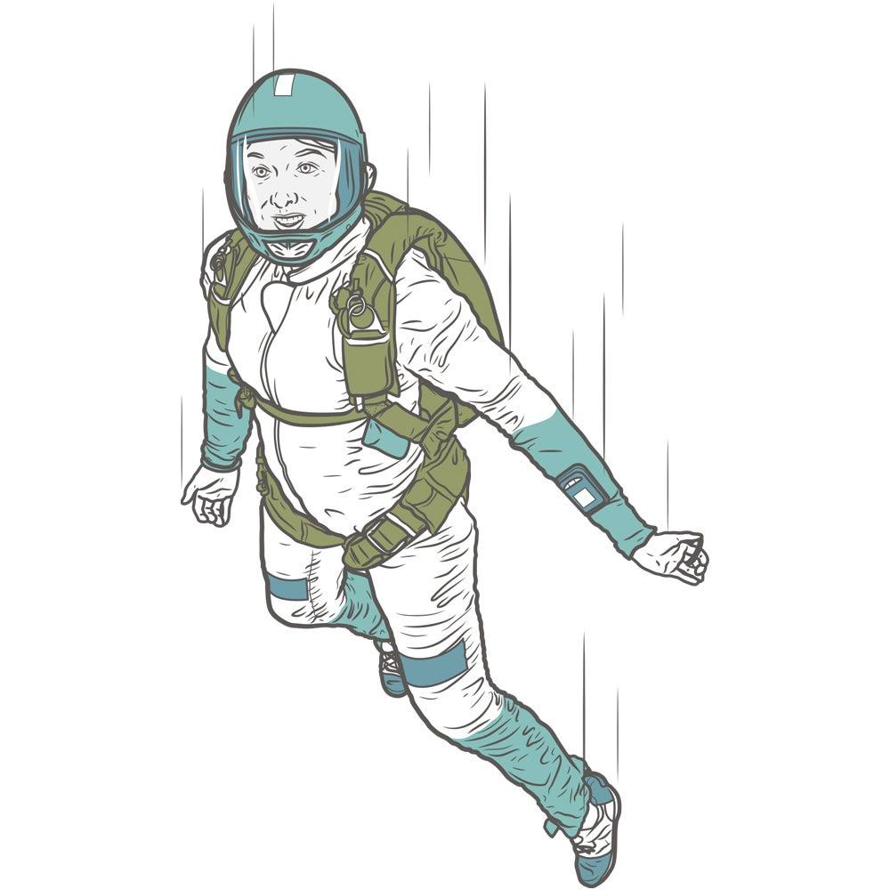 """""""Skydiving"""""""