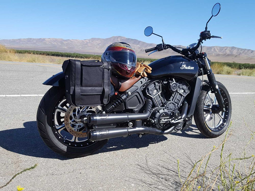 RSD Indian Black Scout