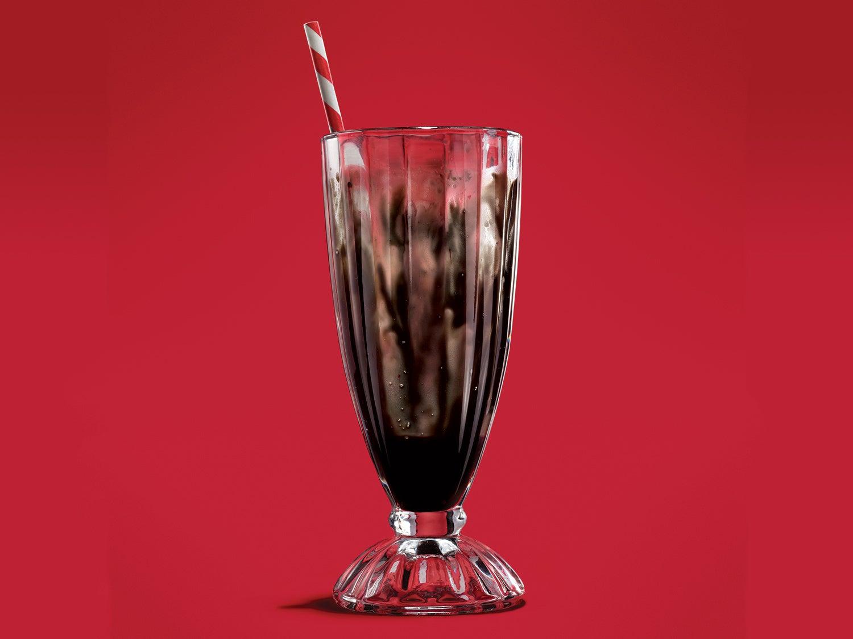 oil milkshake